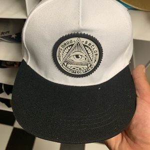 Other - Anuit Coeptis Hat All Seeing Eye SnapBack